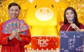 IPC Shopping Centre 2021 Chinese New Year Celebration