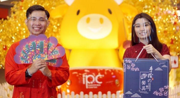 IPC Shopping Centre 2021 Chinese New Year Celebration
