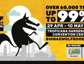 Big Bad Wolf Sales Selangor
