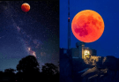 Super Flower Blood Moon in Malaysia