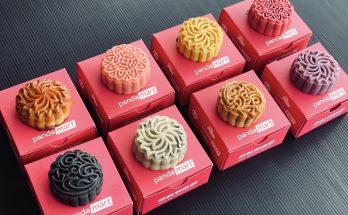Pandamart mooncakes